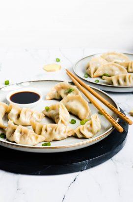 Dumplings met Varkensgehakt