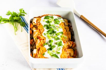 Gehakt Enchiladas