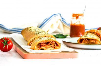 Stromboli PIzza