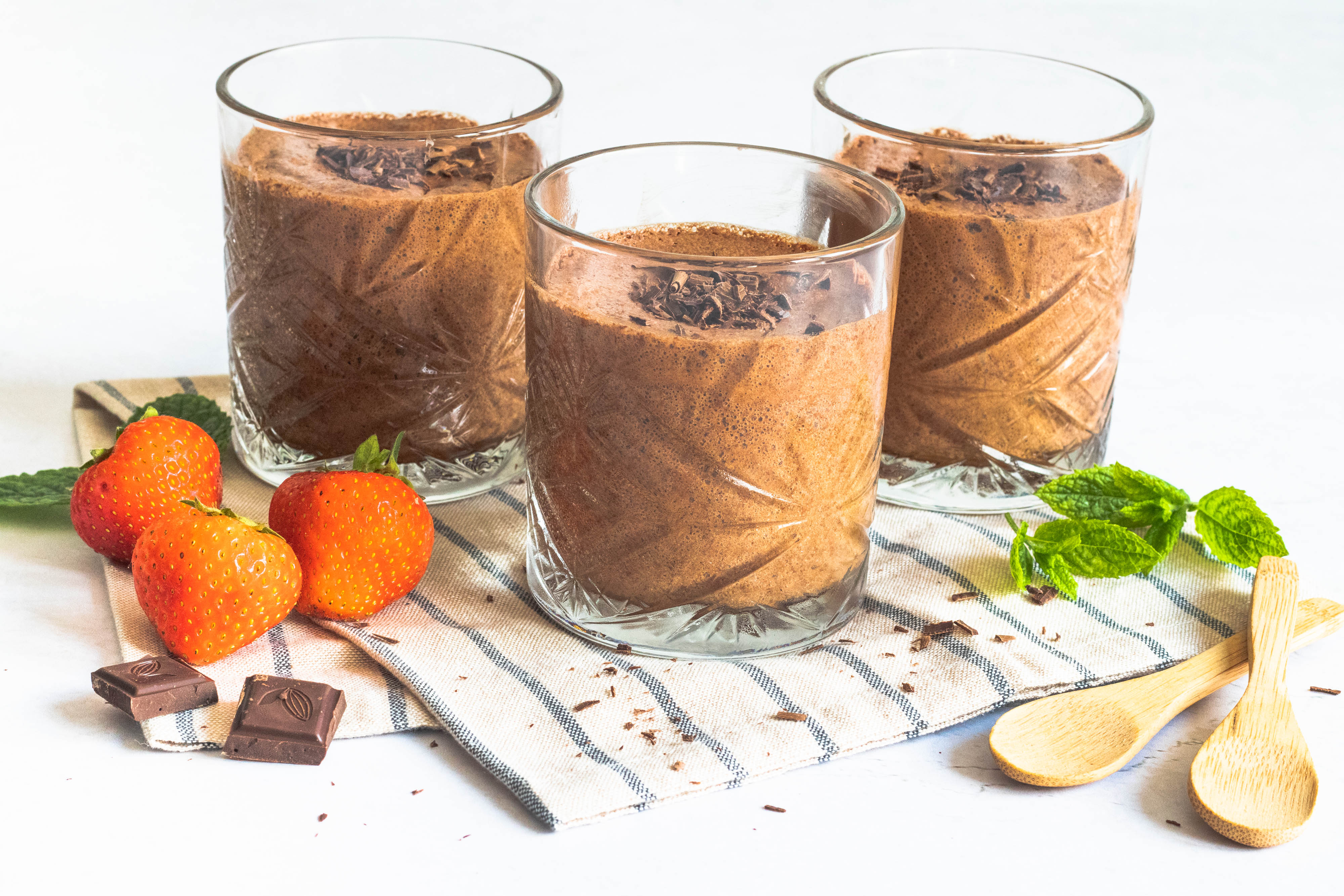 Snelle Chocolade Mousse