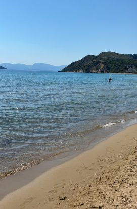 Gerakas Beach in Vasilikos
