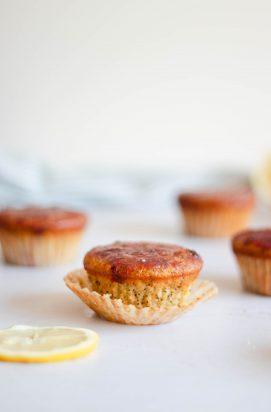 Citroenmaanzaad Muffins