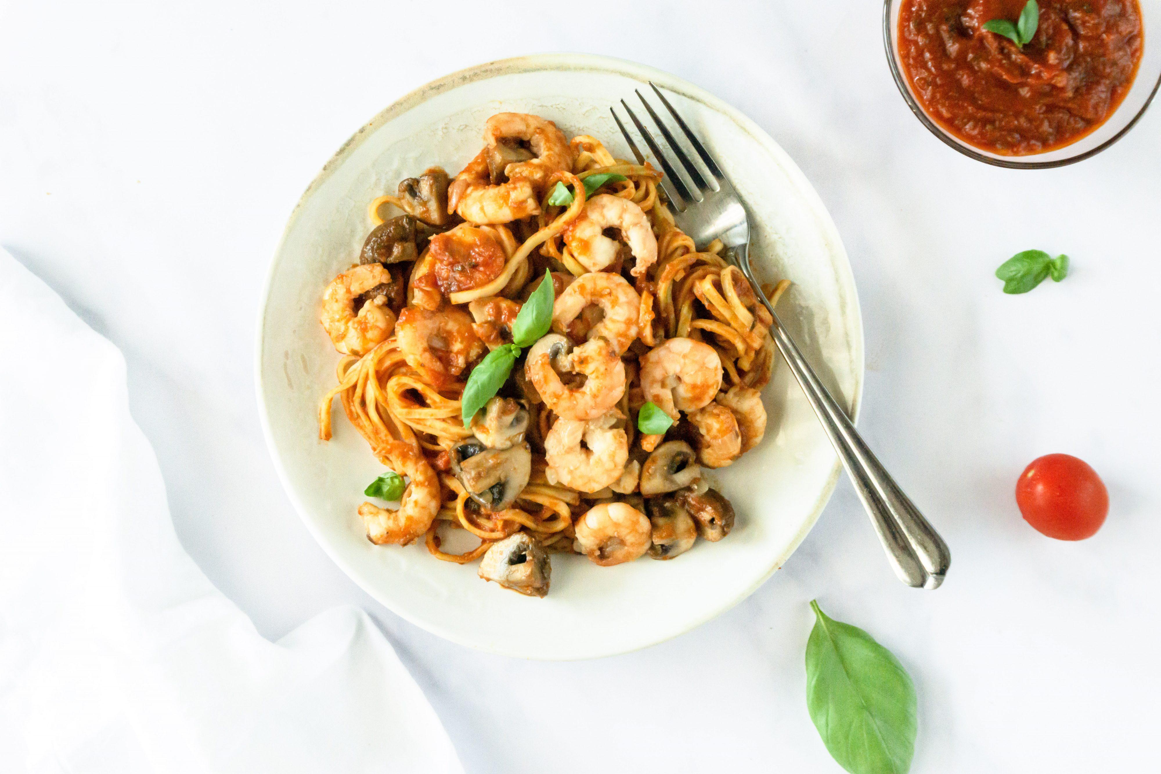 Spaghetti Monte e Mare