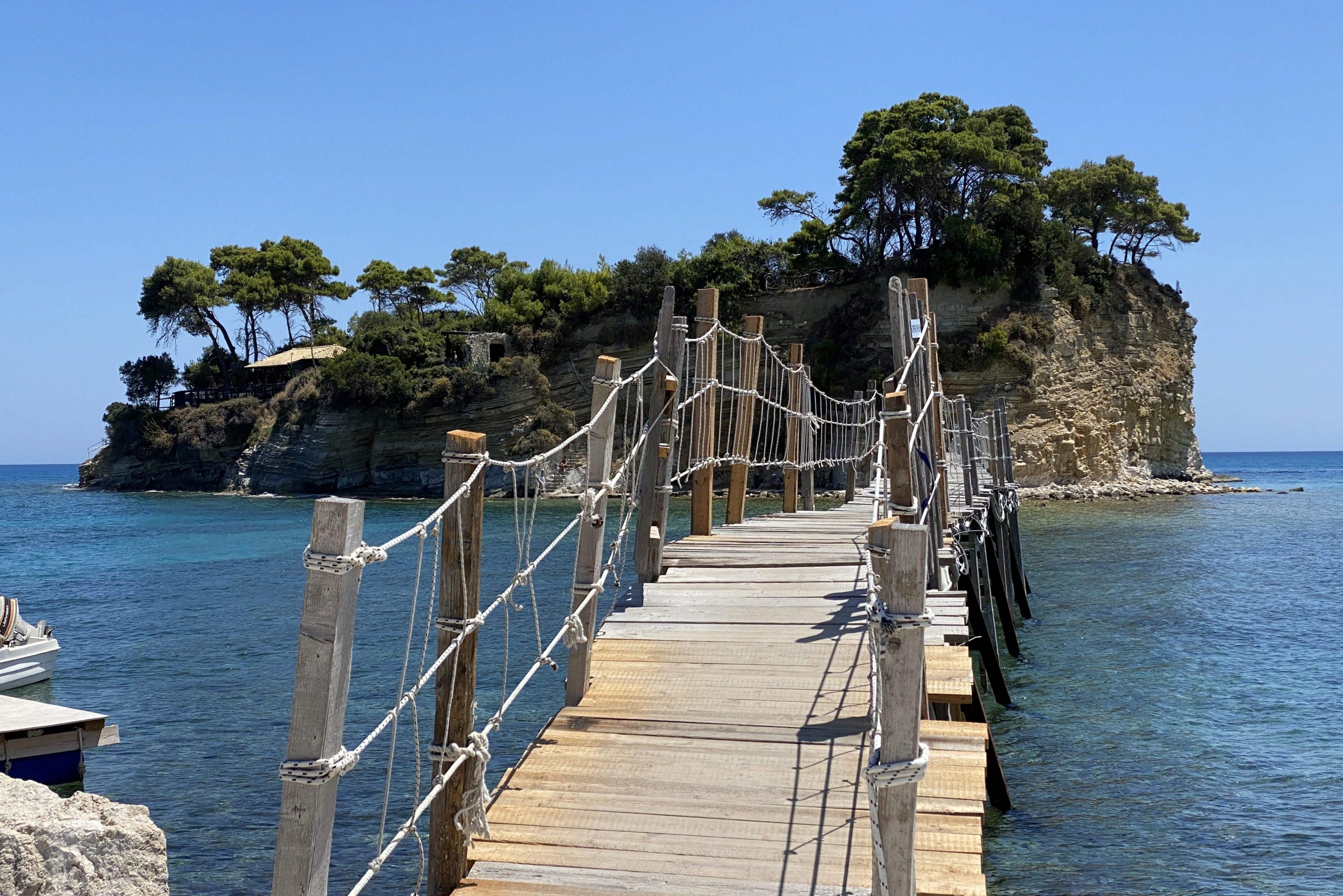 Cameo Island op Zakynthos