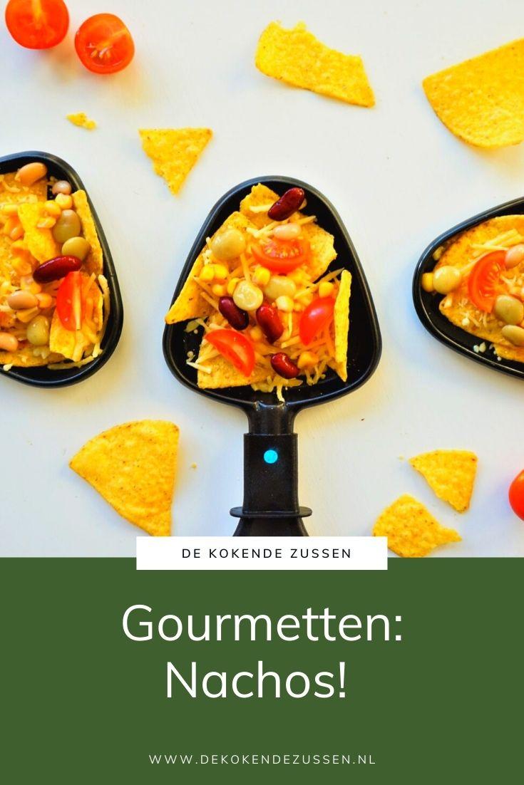 Gourmet Recept Nachos