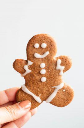 Gingerbread Koekjes
