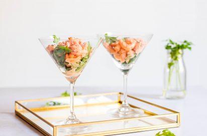 Spicy Garnalen Cocktail