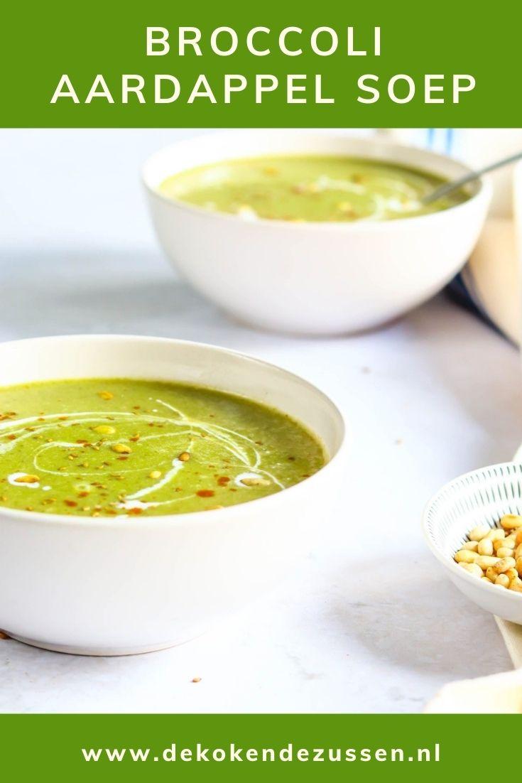 Broccoli Aardappel Soep