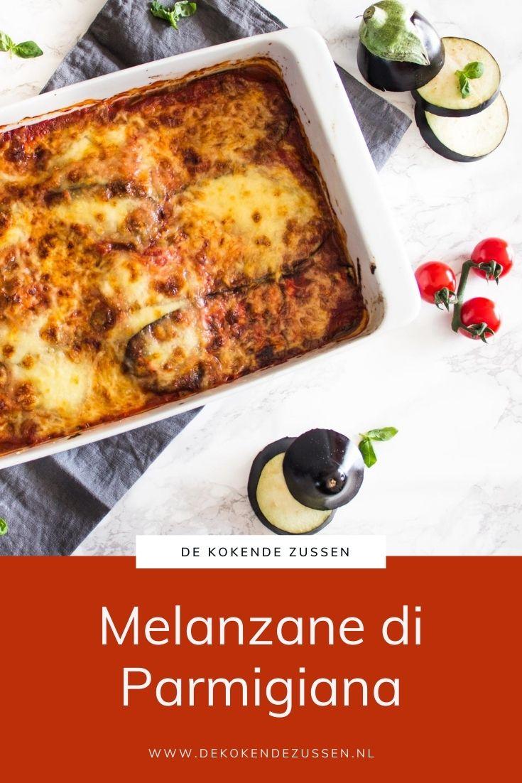 Melanzane di Parmigiana