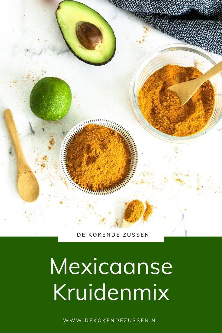 Mexicaanse Kruidenmix