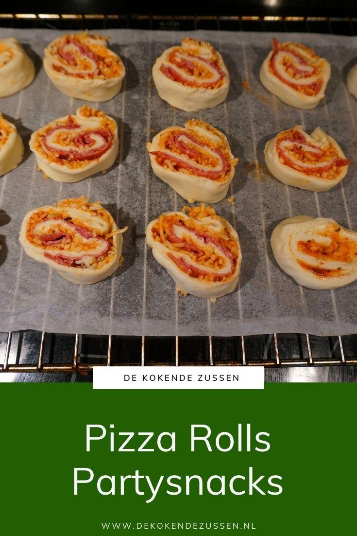 Pizza Rolletjes