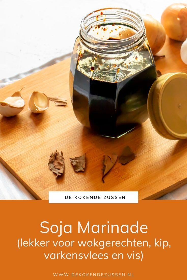 Soja Marinade