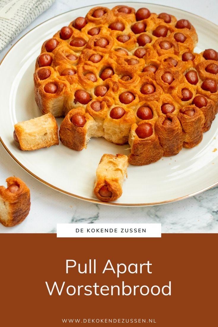 Pull Apart Worstenbrood