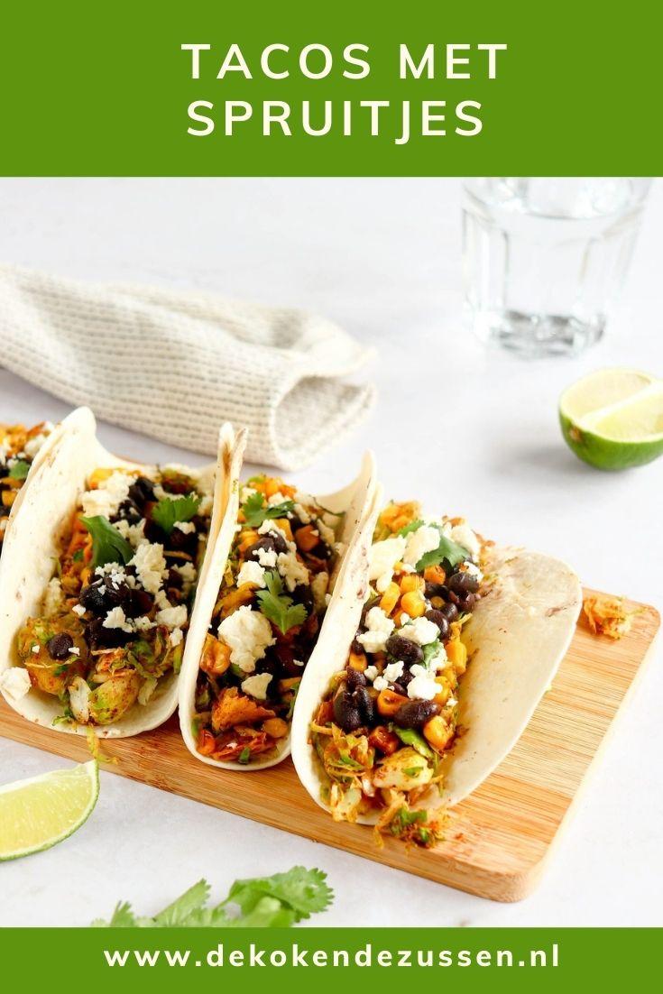 Gezonde Taco's met Spruitjes