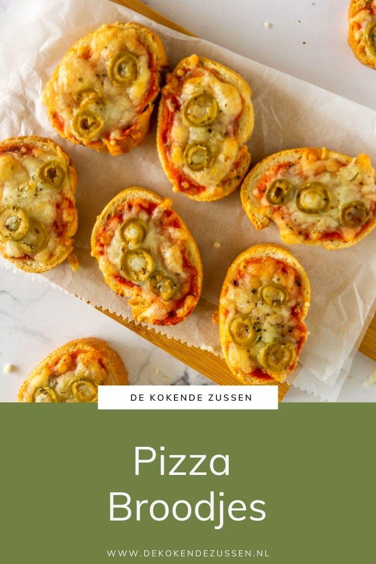 Pizza Crostini's