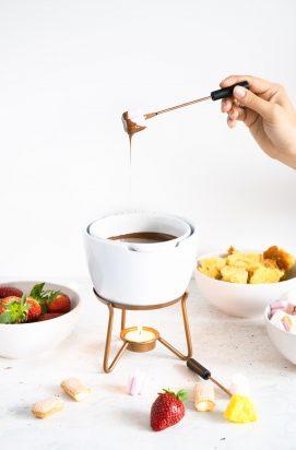 Chocoladefondue Recept en Tips om te dippen