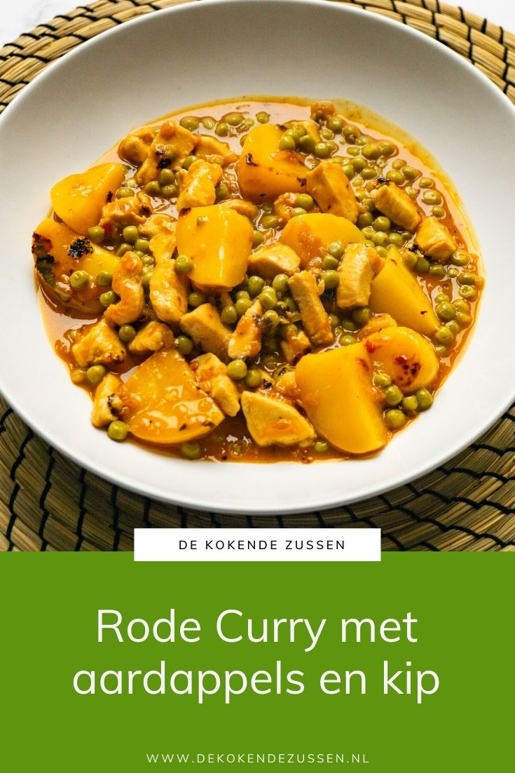 Rode Currypotje
