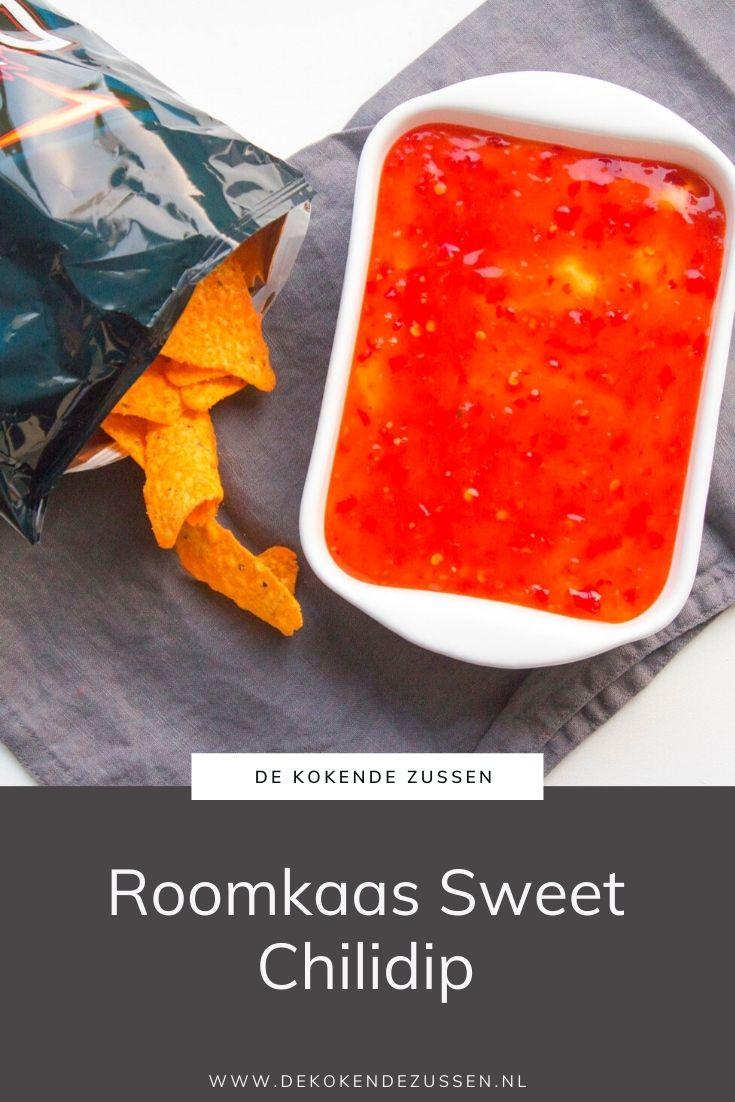 Roomkaas Sweet Chili Dip