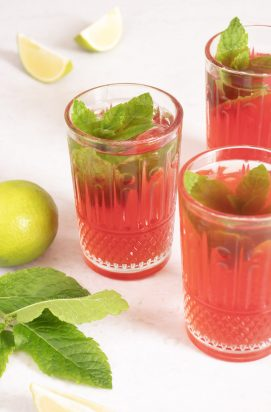 Cranberry Wodka Cocktail