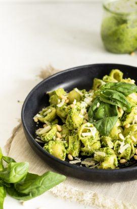 Pasta met Broccolipesto